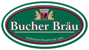 Logo Bucher Bräu - Grafenauer Brauerei seit1843