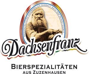 Logo Dachsenfranz - Bierspezialtäten aus Zuzuenhausen