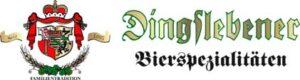 Logo Dingslebener Bierspezialitäten