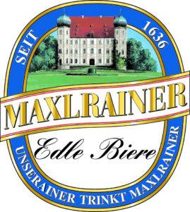 Logo Maxlrainer - Unserainer trinkt Maxlrainer